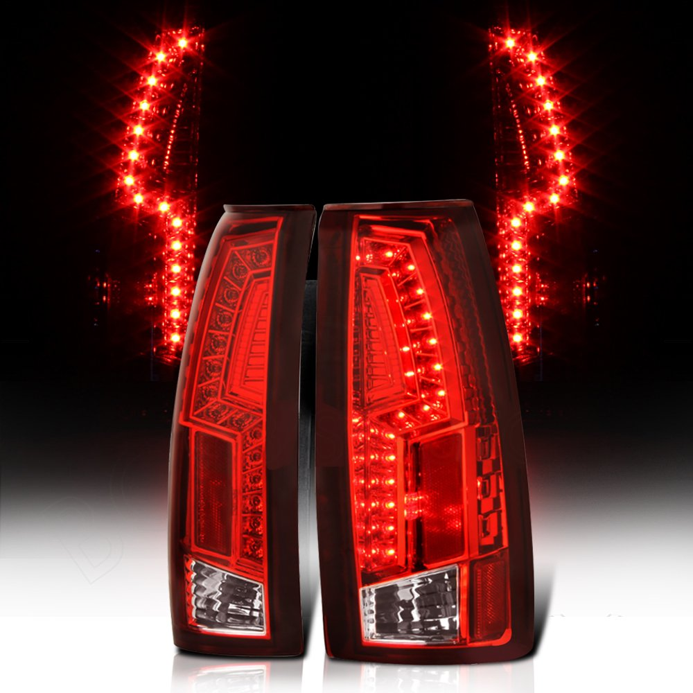 Gmc Pickup 1500 2500 3500 Suburban Led Tail Light Rear 1994 Chevy Wiring Diagram Lamps Replacement Automotive