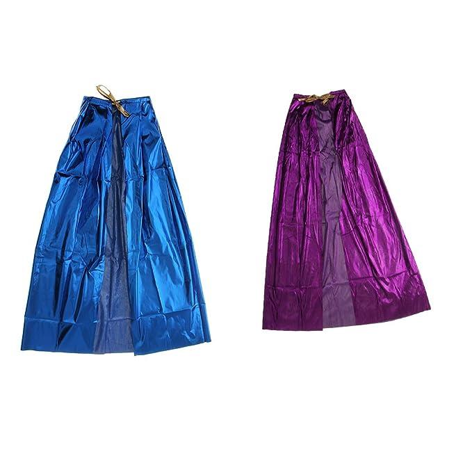 Sharplace 2 Pcs Enfants Unisexe Métallique Costume de ...