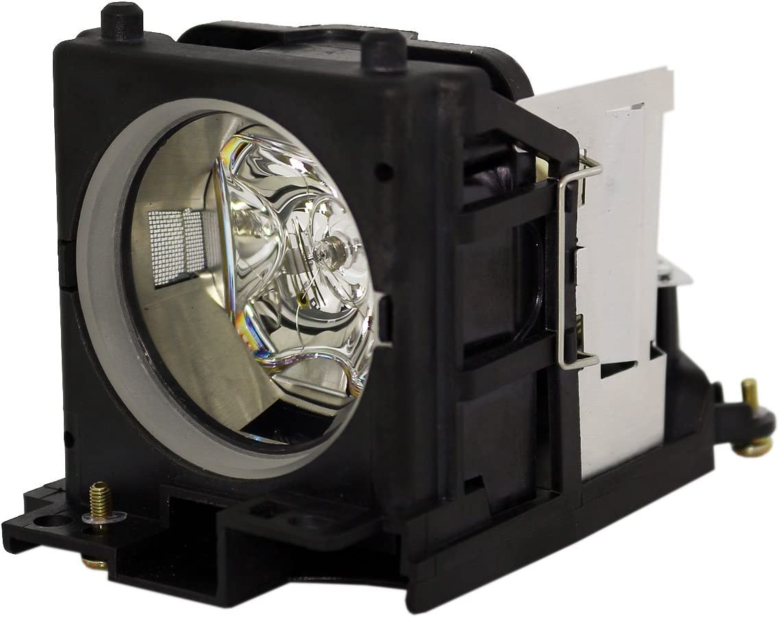 Original Philips Bulb Inside Lutema Platinum for Hitachi DT00691 Projector Lamp with Housing
