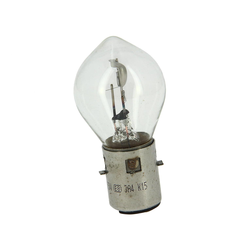 12/V para moto Michelin 008563-2/bombillas de pera P21//5/W