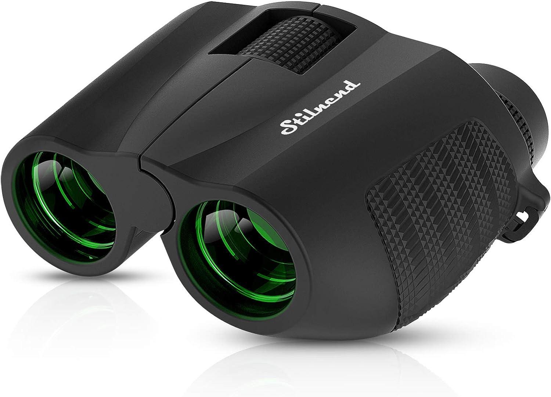 Stilnend 12x25 HD Professional/Waterproof Binoculars $31.99 Coupon