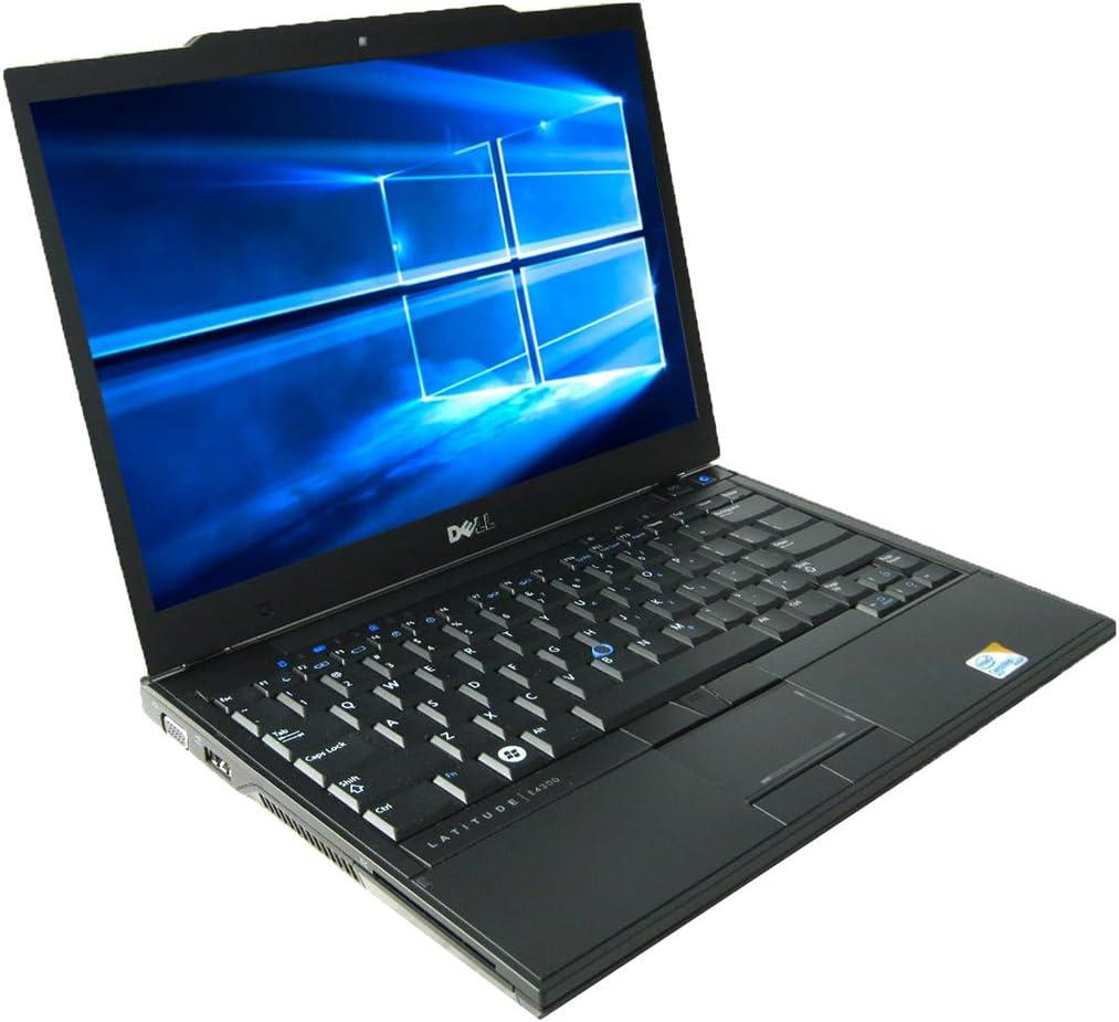 Dell Latitude E4300 Laptop Notebook Webcam - Core 2 Duo 2.26GHz - 6GB RAM - 128GB SSD - Windows 10 - (Renewed)