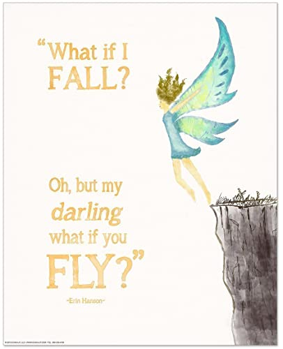 Amazoncom What If I Fall Inspirational Childrens Literature