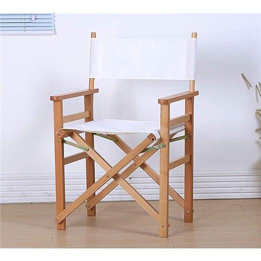 bhzha El Director pliega los sillones con sillas de Lona ...