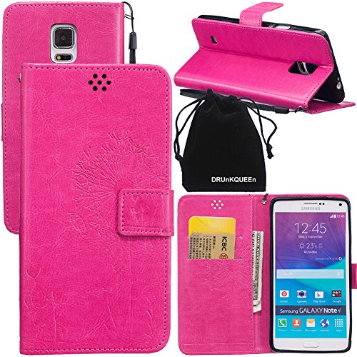 drunkqueen-note-4-case-galaxy-note4-case-wallet-case-with-cellphone-holder-pu-leather-cover-purse-sl