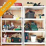 Storage Shelves Assembly