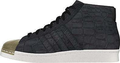 more photos 1e3fc 7c4d9 adidas , Baskets Mode pour Femme Noir Noir doré - Noir - Noir doré