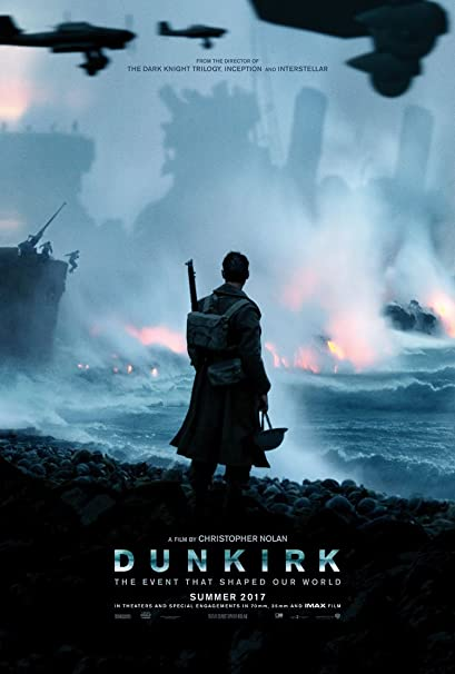 Image result for dunkirk poster