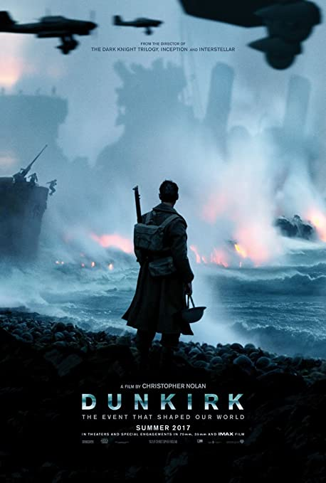 Dunkirk 2017 English 480p IMAX 450MB BluRay x264