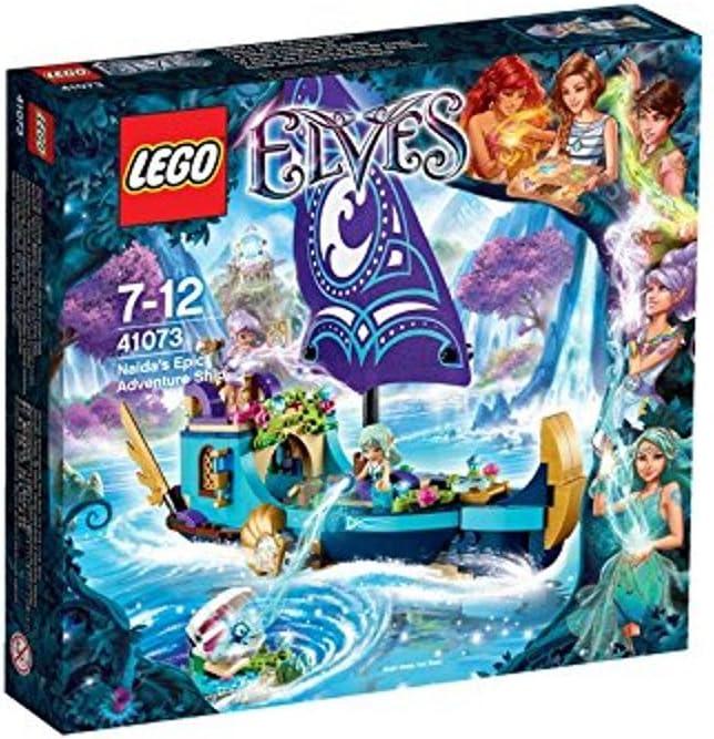 LEGO Elves 41073 Naida's Epic Adventure Ship