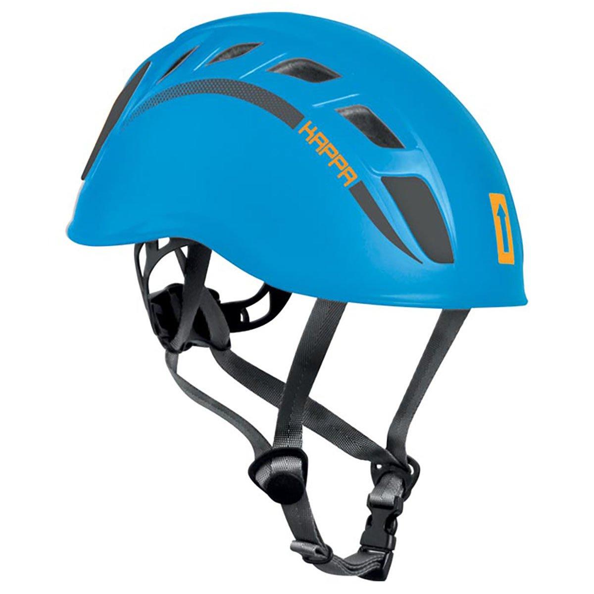 Singing Rock C0052-青 Kappa Climb Helmet - 青