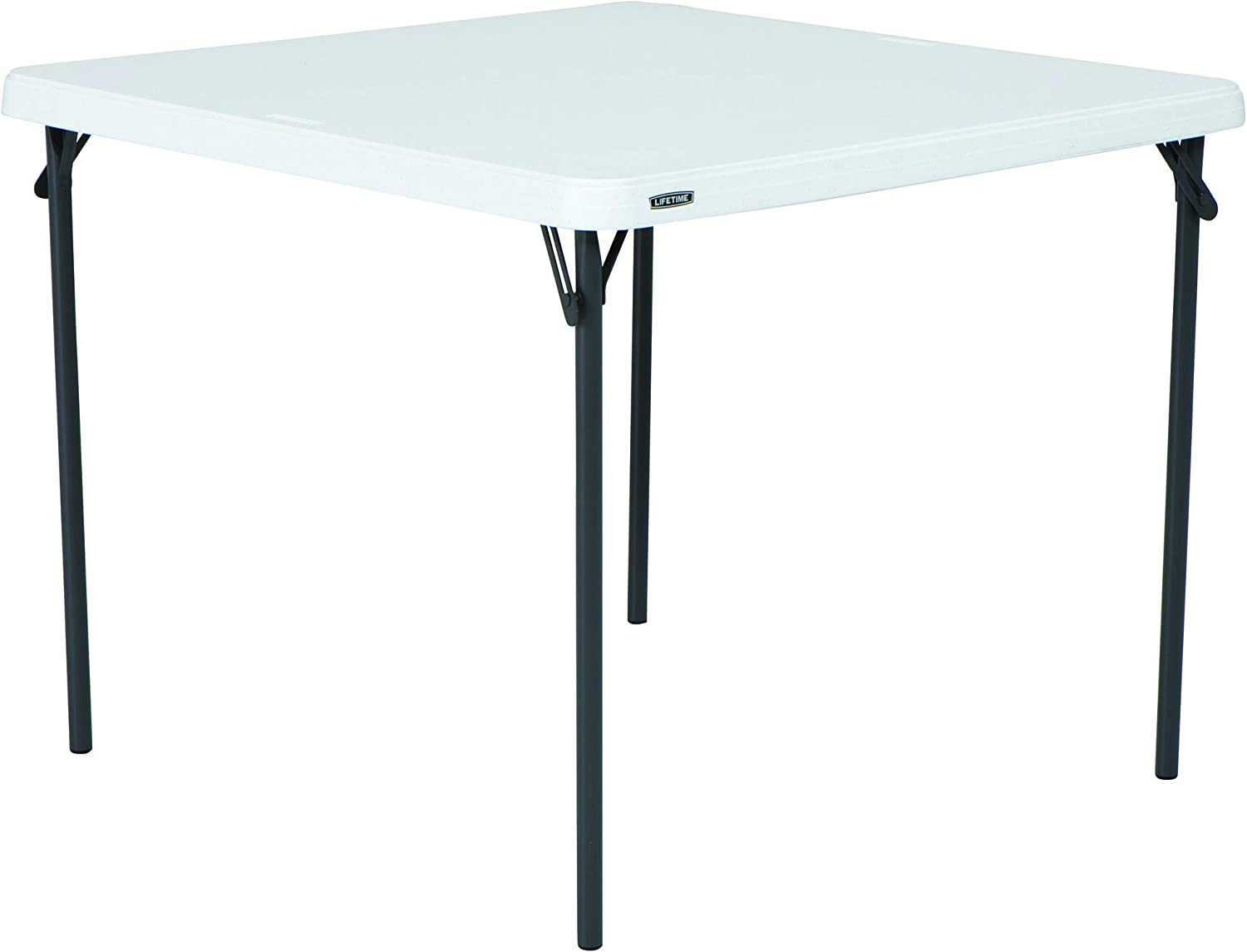 28 1//2 x 37 1//2 Steel//Laminate Folds-to-a-Table Melamine Easel White
