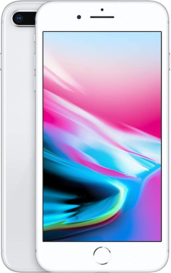 Apple Iphone 8 Plus 256gb Silber Zertifiziert Und Generalüberholt Elektronik