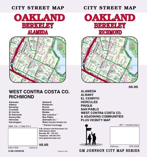 Oakland, CA (Oakland Map)