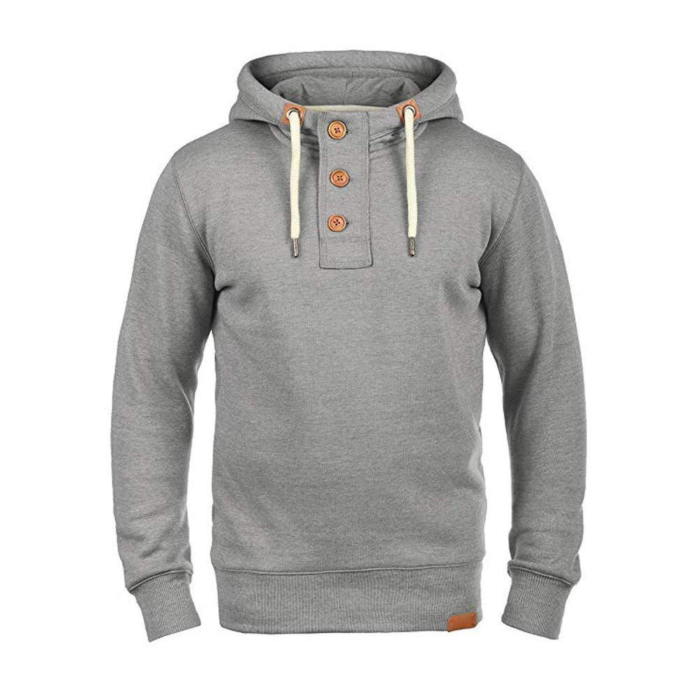 Men Jackets,Dartphew Hooded Pullover Hoodie Sweater Sweatshirt Coat Fashion
