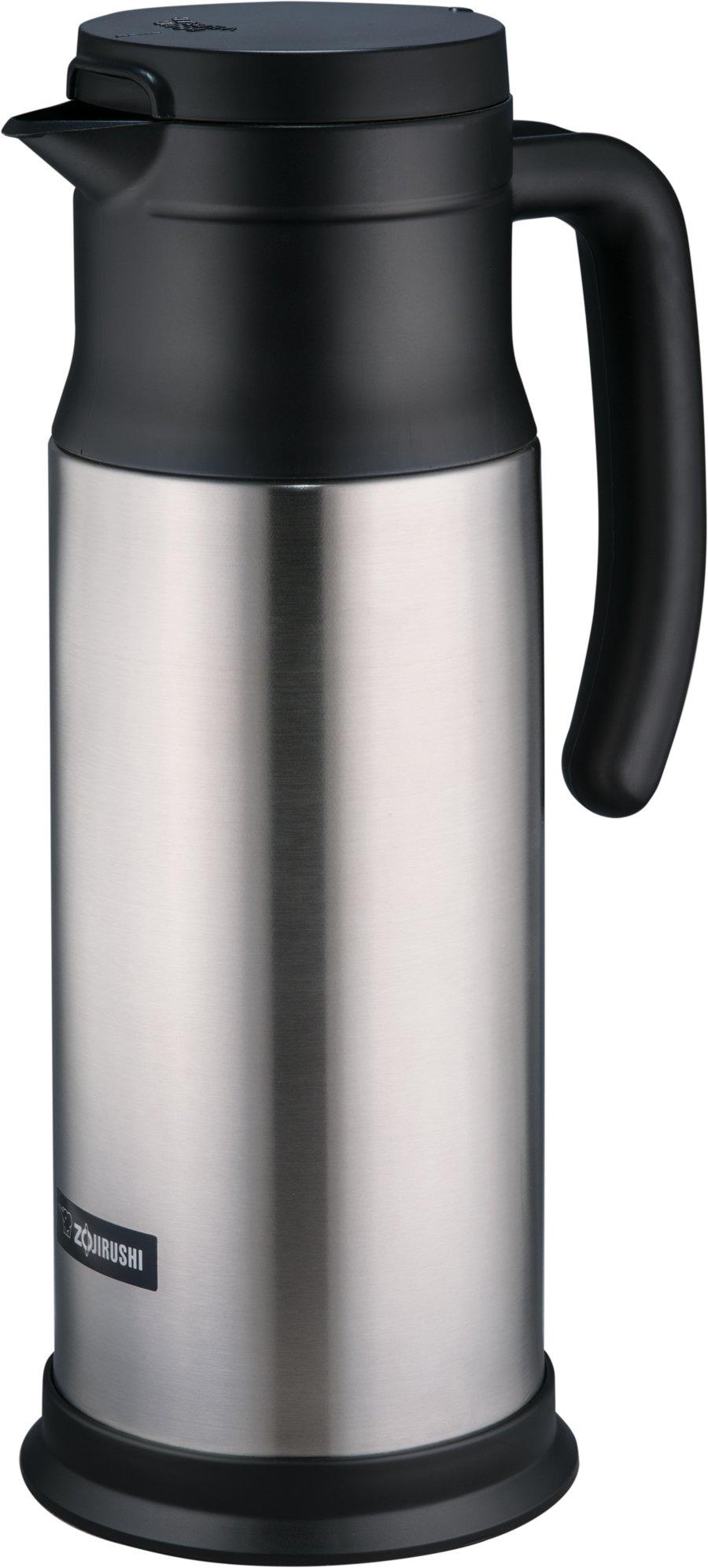 Zojirushi SH-MAE10 Stainless Vacuum Creamer/Dairy Server, Stainless