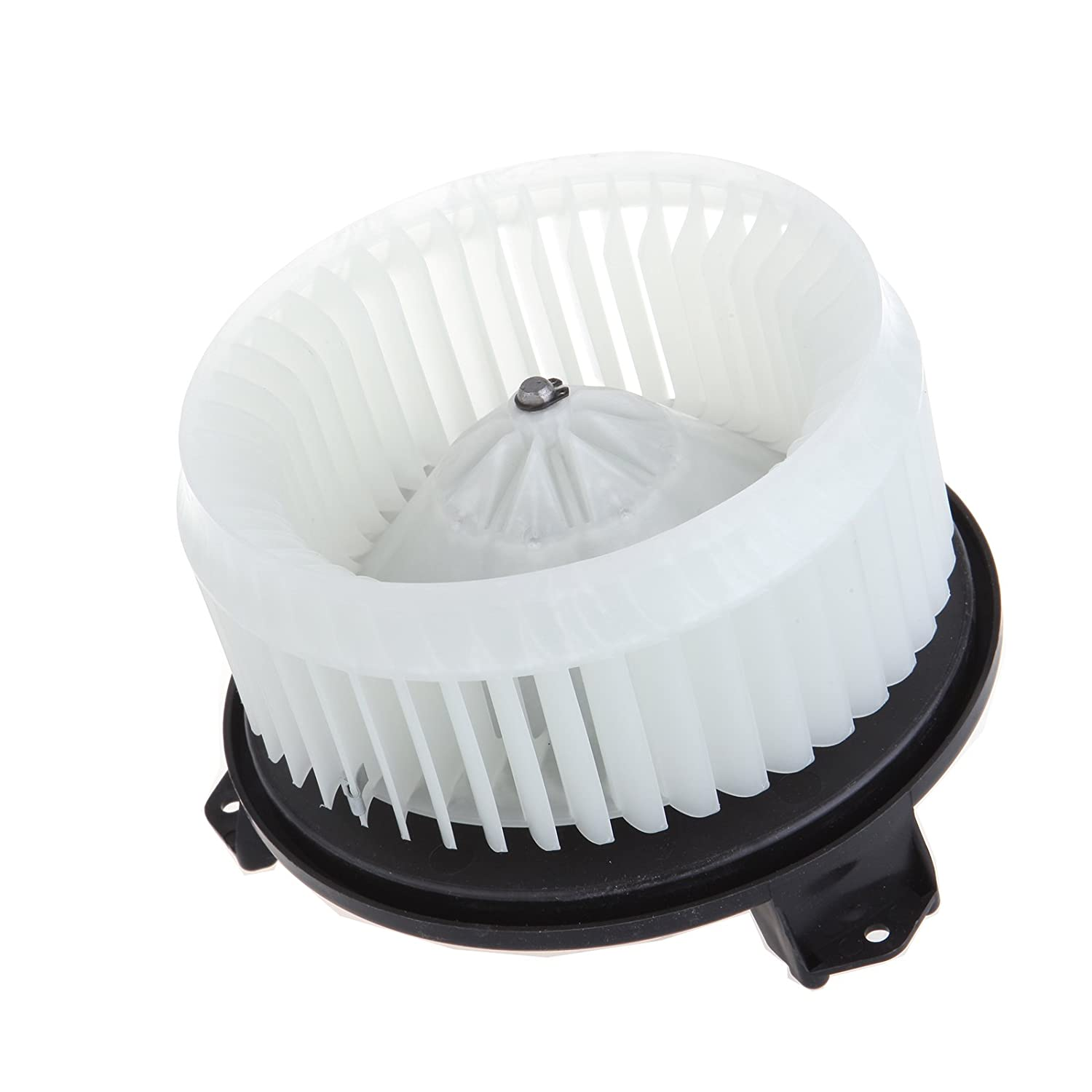 Scitoo ABS plastic Heater Blower Motor w/Fan HVAC Resistors Blowers Motors fit 2007-13 Acura MDX/2007-12 Acura RDX/2009-13 Acura TL/2009-13 Acura TSX/2006-11 Buick Lucerne 058386-5206-1507521
