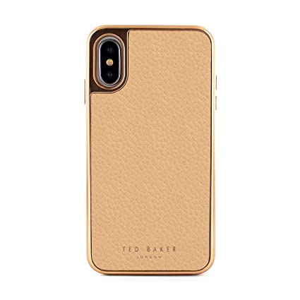 38327d5fe Image Unavailable. Image not available for. Color  Ted Baker Connected  Fashion Shockproof Case for iPhone X XS ...