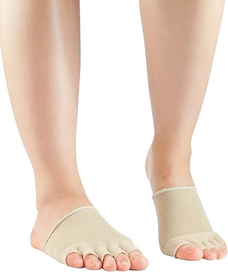 Foot/® Hallux Valgus Knitido Dr Calze con dita alluce valgo