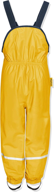 Playshoes Kinder Fleece Buddelhose Matschhose Pantaloni Impermeabili Bambine e Ragazze