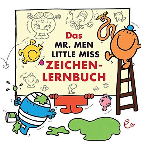 Das Mr. Men Little Miss Zeichenlernbuch (Mr. Men und Little Miss)