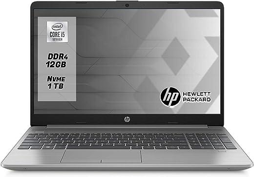 "Hp 250 g8 Notebook intel core i5 1035G1, Ram 12 Gb Ddr4,Ssd M.2 1 TB ,Display 15.6""FULL HD,Pc portatile Windows 10 Professional"