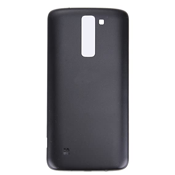 hot sale online b39cf f641d Amazon.com: iPartsBuy for LG K7 Back Cover Replacement (Grey): Cell ...