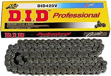 120 Links D.I.D 420V O-Ring Chain
