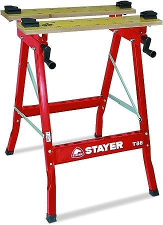 STAYER 1.5975 - Mesa de trabajo soporte para ingletadoras altura ...