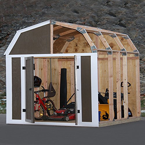 EZ Shed 70188 Barn Style Instant Framing Kit by EZ Shed (Image #2)
