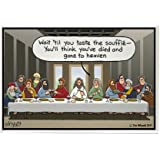 "CafePress - Last Supper Magnet - Rectangle Magnet, 2""x3"" Refrigerator Magnet"
