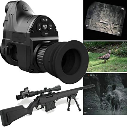 Amazon com: CarboundlessG Pard NV007 4X Infrared Night