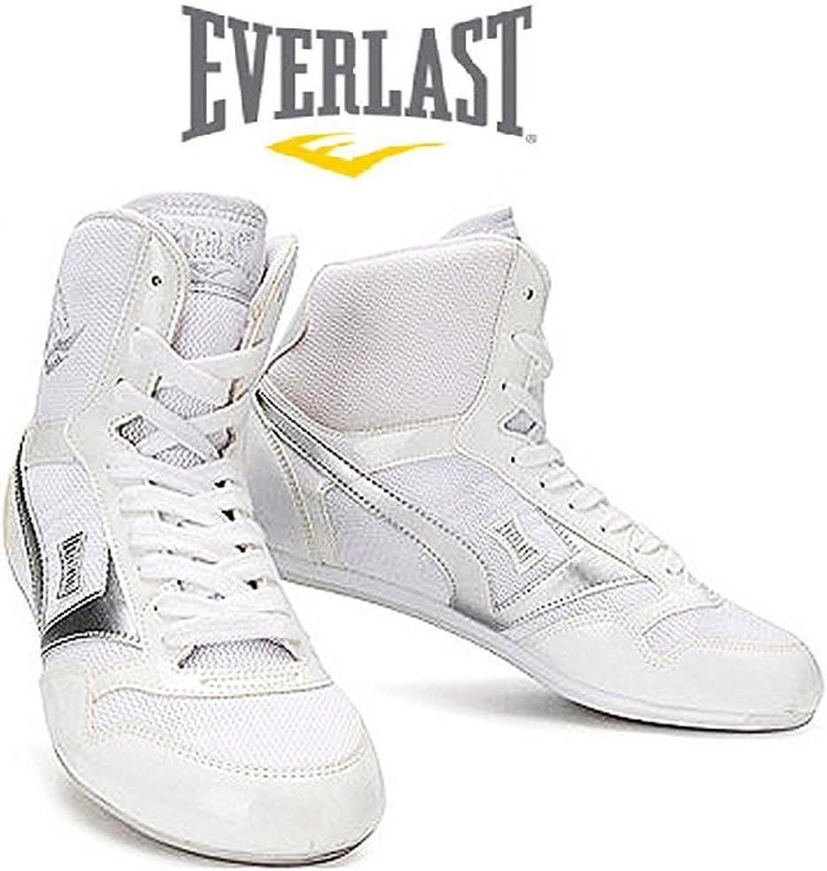 Everlast – Zapatillas de boxeo la edición limitada raro, Negro: Amazon.es: Deportes y aire libre