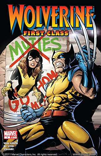 Marvel Comics Wolverine Issues - 5