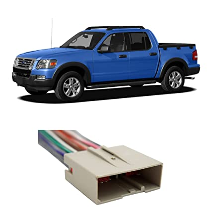 Amazon.com: Compatible with Ford Explorer Sport Trac 2007 ...