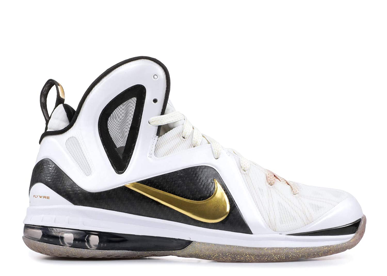 1c56e6479cd NIKE Lebron 9 P.S. Elite Home Mens Basketball Shoes 516958-100