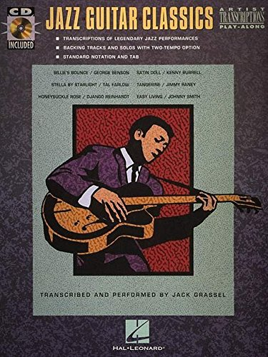 Jazz Guitar Classics (Guitar Collection) - Django Reinhardt Sheet Music