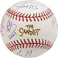 $159 » The Sandlot Cast Autographed The Sandlot Official MLB Baseball - BAS COA