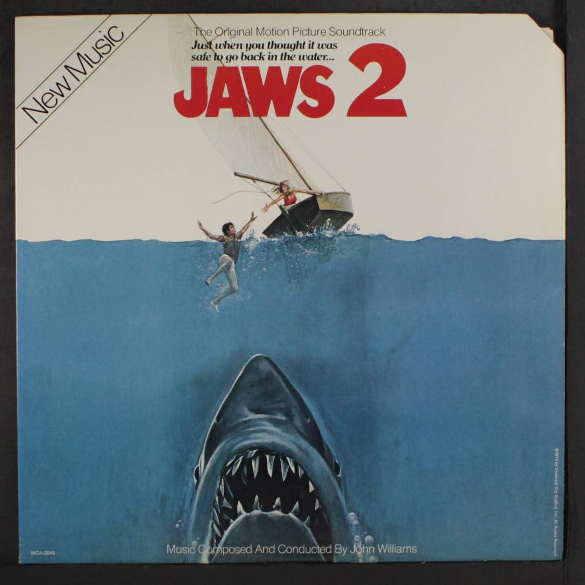 Jaws 2 Amazon Co Uk Music