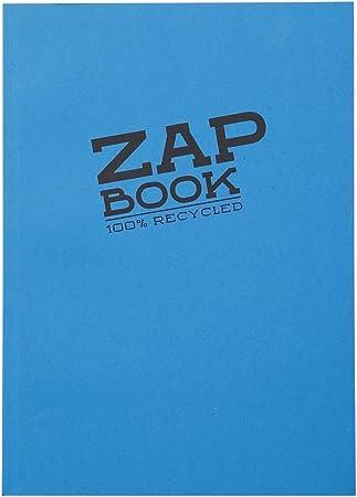 Clairefontaine 3354C - Zap book con esbozo liso, A4, colores surtidos: Amazon.es: Oficina y papelería