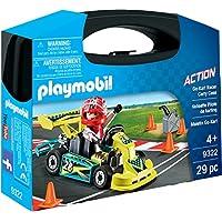PLAYMOBIL® Go-Kart Racer Carry Case Building Set