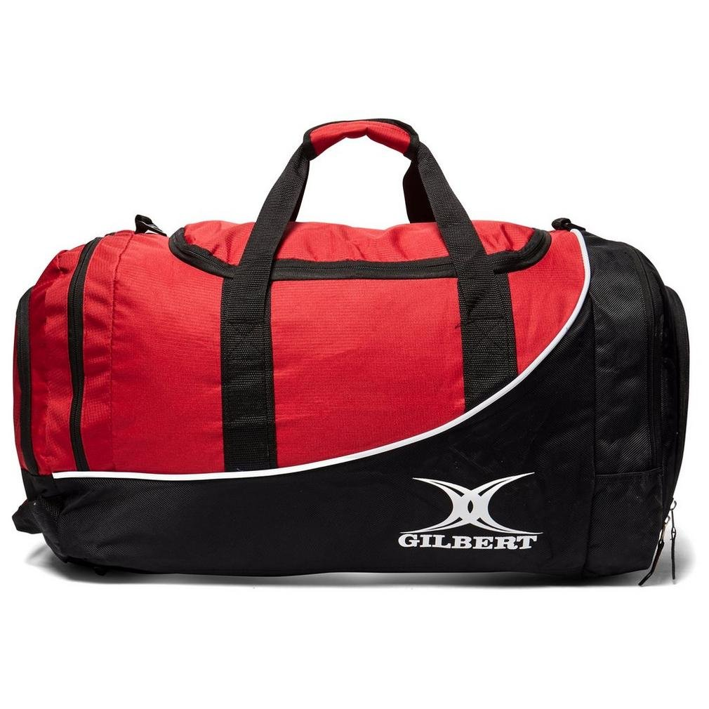 Gilbert Club Player Holdall V2 Black One Size 5024686211142