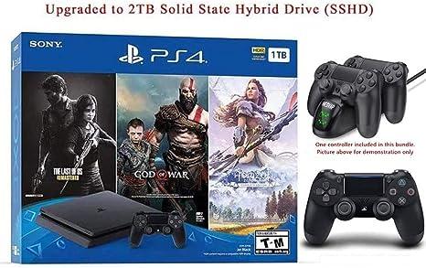 HESVAP 2019 - Juego de Accesorios para Playstation 4 (2 TB, SSHD ...