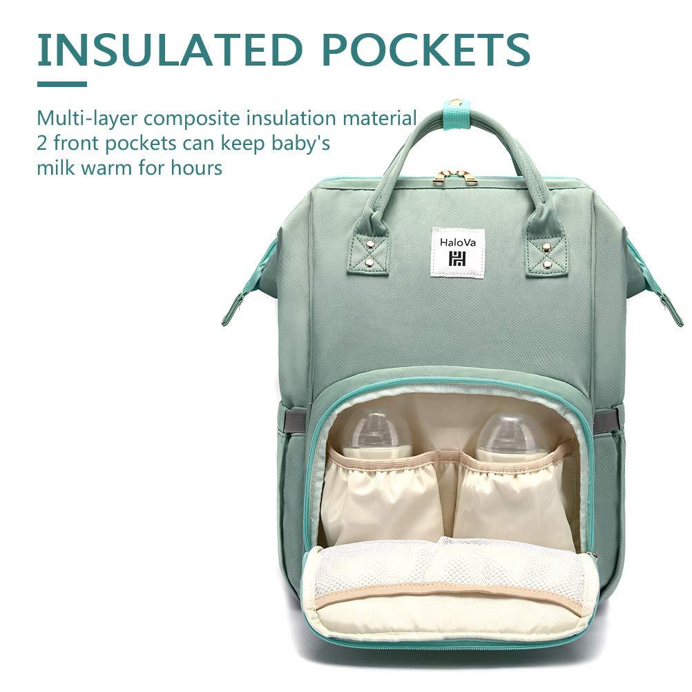 737a900c02cb HaloVa Diaper Backpack