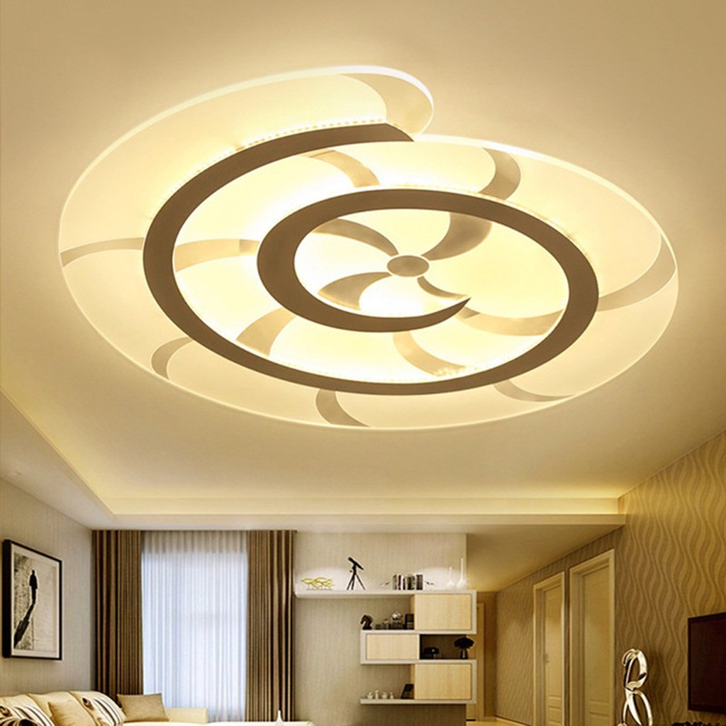 Amazon.com: $Ceiling Lighting Slim Led Ceiling Lamp Living ...