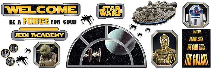 The Best Eureka Star Wars Deco Letters