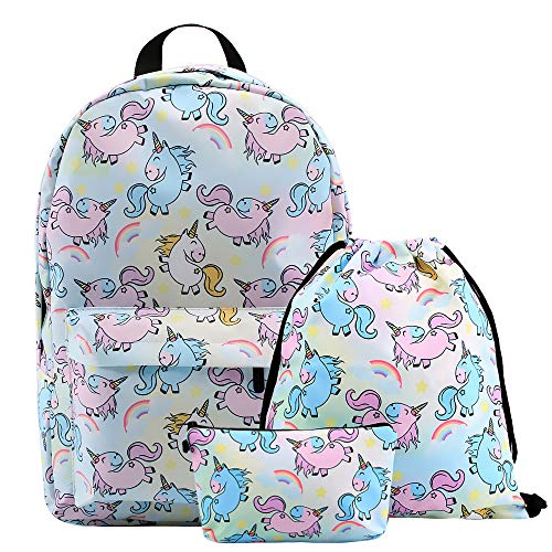 Backpack for GirlsDeanfun 3pcset