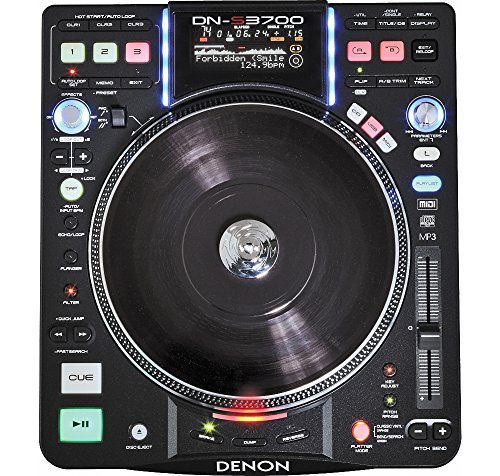 Denon Digital Turntable (Denon DN-S3700 Direct Drive Turntable Media Player & Controller)