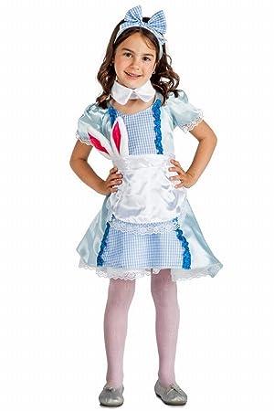 Disfraz Alicia 7-9: Amazon.es: Juguetes y juegos