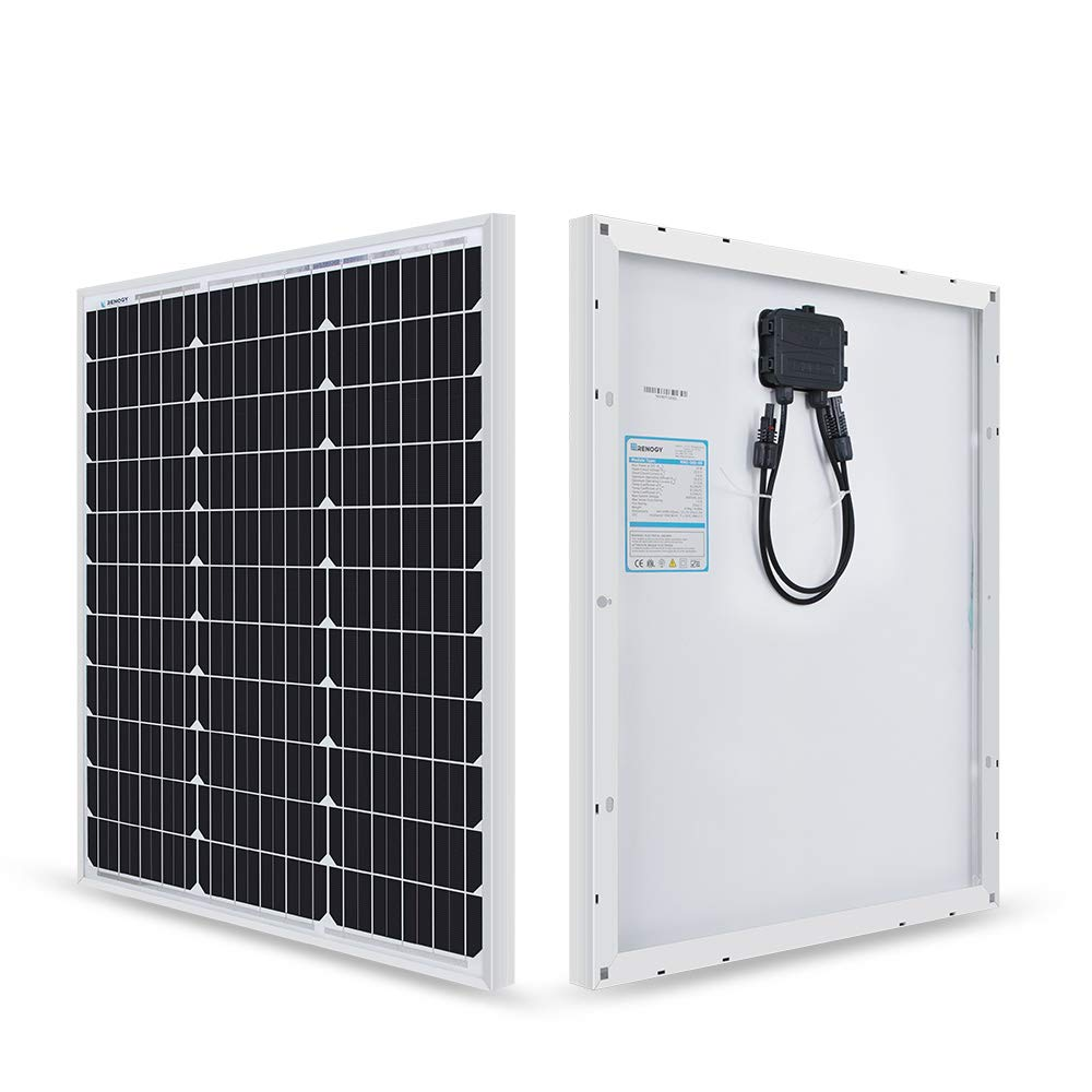50W Polycrystalline Panel